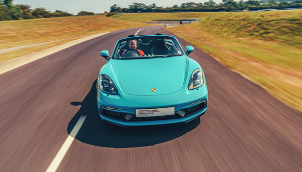 718 Boxster Driving Experience
